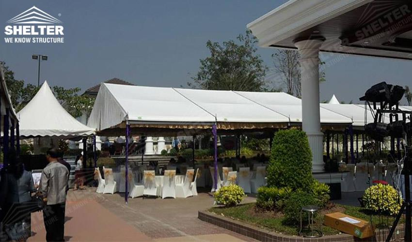 private party tent - small marquee for outdoor party - tent for outdoor concert - catering buffect tents - Shelter marquees for sale154_Jc_Jc
