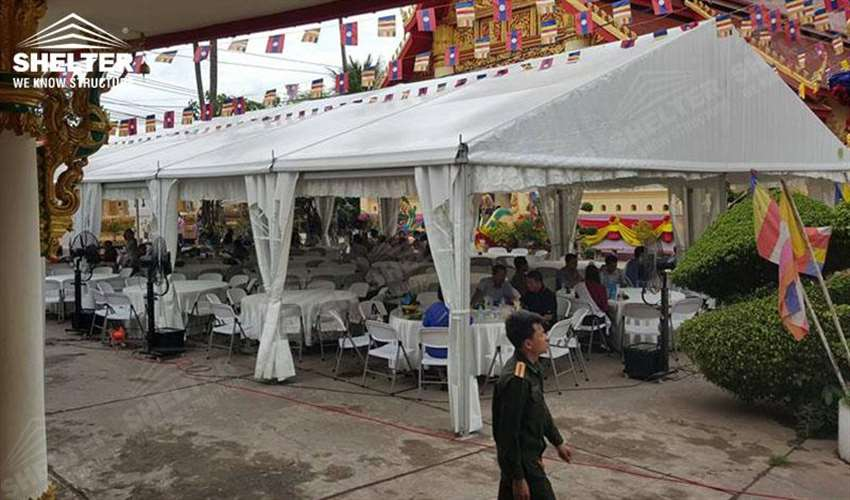 private party tent - small marquee for outdoor party - tent for outdoor concert - catering buffect tents - Shelter marquees for sale_Jc_Jc