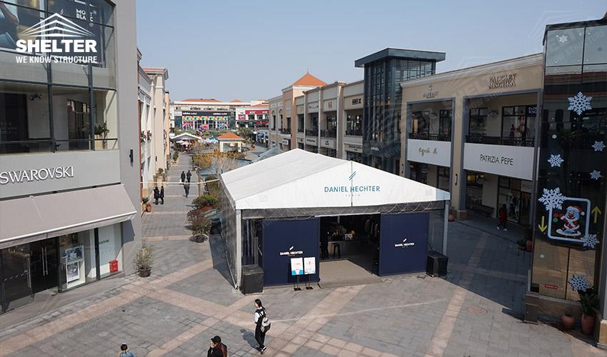 retail marquee - 10x10 exhibition tent - show room tents - tent for outlet store - sales store marquees - Shelter retail marquee for sale 2 (2)