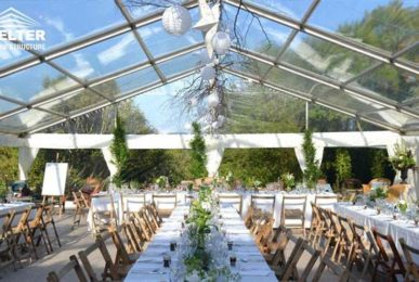 30 x 20 frame tent - wedding marquees - outdoor wedding tents - party tent - Shelter exhibition marquee for sale (19)_Jc
