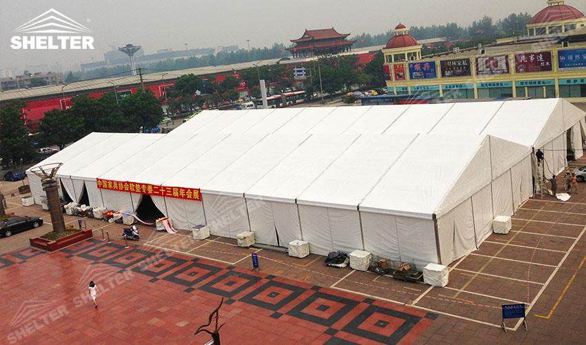 expo tent - china-eurasia expo - exposition tent - exhibition marquees - Shelter large event tents for sale (1)