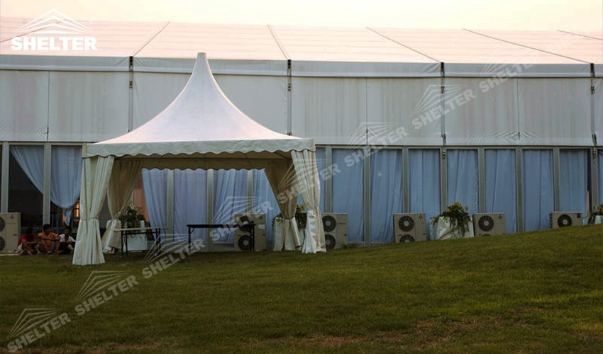 Small Marquee For Reception Shade Canopy Sales In Asia