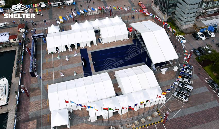 Trade Show Tents Exhibition Tent Event Marquee Car Show Tents - Car show tent