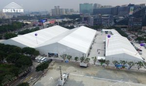event marquee - exhibition marquee - exhibition tent - event marquee - car show tents - Shelter party marquees for sale(60) (61)