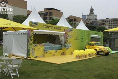 Tent Canopy for Open Display - gazebo tent for Carnival - pagoda tents for fiesta - custom design canopy - promotion canopies - bespoke marquee - Shelter event gazebo for sale (5)