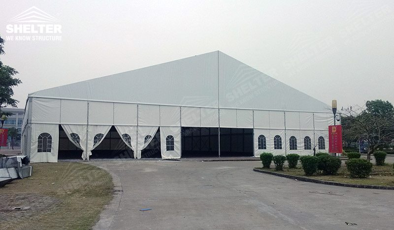 outdoor exhibition - fair tents - trade show marquees - Shelter tent for Applianceu0026electronics World Expo & Fabric Structure - Fair Tent for Outdoor Exhibition | Sale in ...
