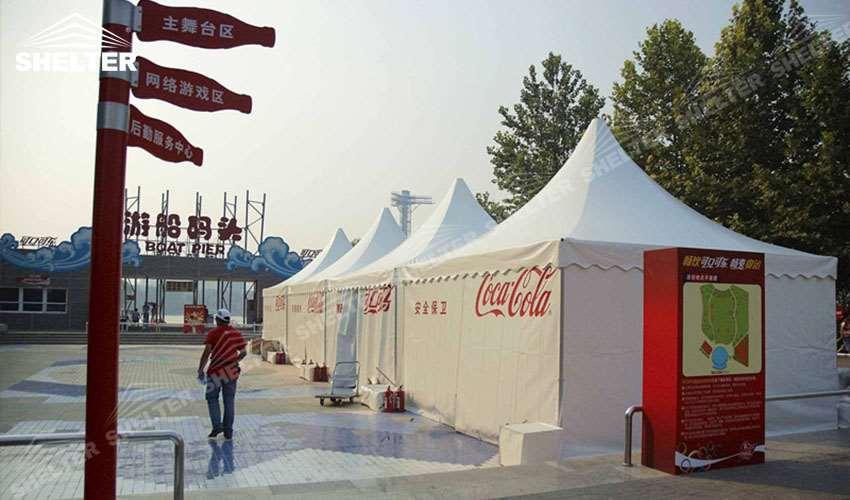 small marquee - pagoda tent - small maruqee - pagada marquee - gazebo tents for sale2