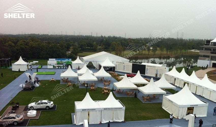 small tent - pagoda tent - small maruqee - pagada marquee - gazebo tents for sale4042