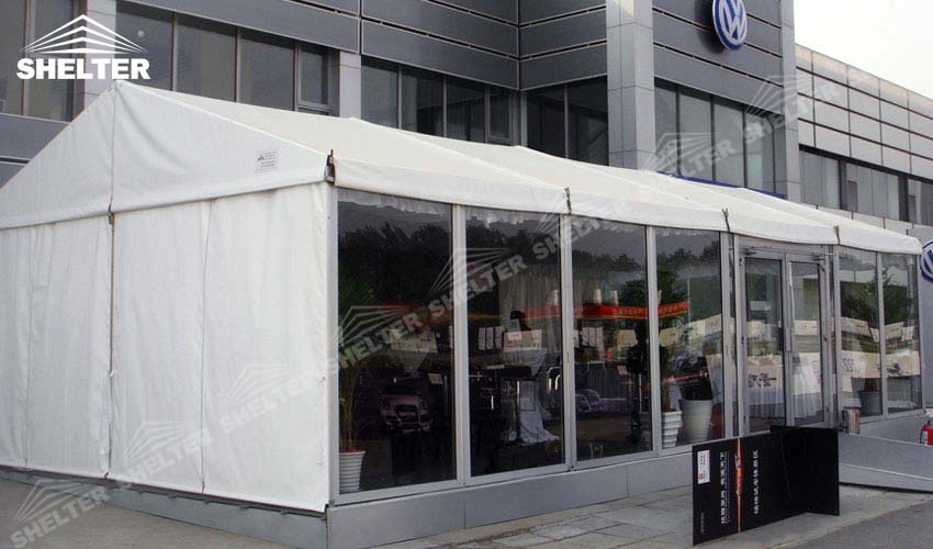 white marquee - reception tents - sports canopy tent - event marquee - Shelter exhibition maruqees (27)(26)