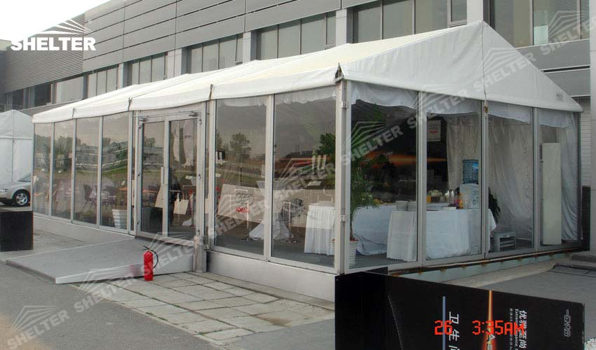 white marquee - reception tents - sports canopy tent - event marquee - Shelter exhibition maruqees (27)