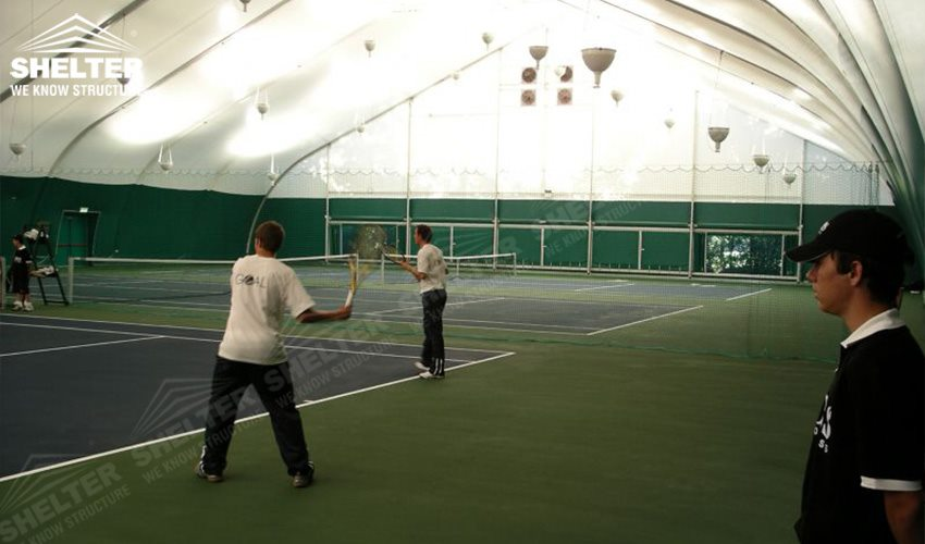 Tent Structures For Tennis Sports Canopy For Football