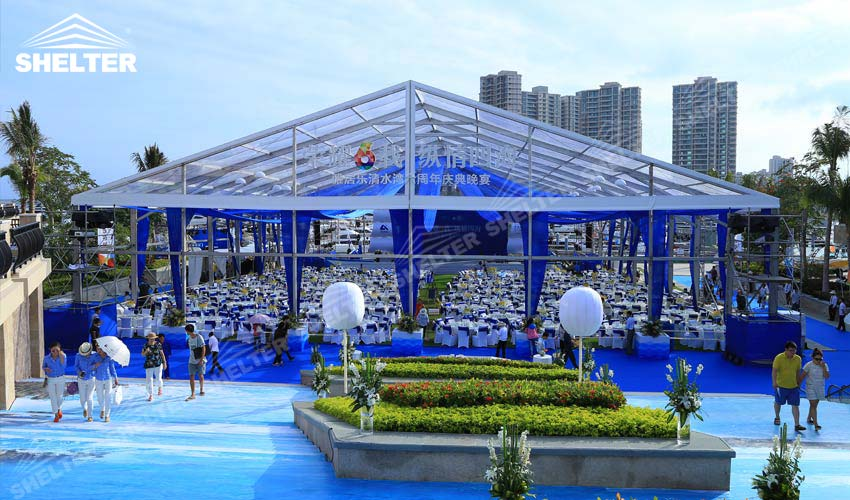 banquet tent - wedding marquees - outdoor wedding tents - party tent - Shelter exhibition marquee for sale (3)