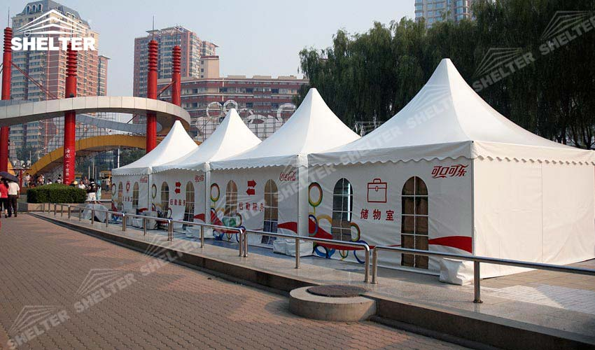 Wedding Reception Tent Gazebo Tents Outdoor Exhibition Marquee