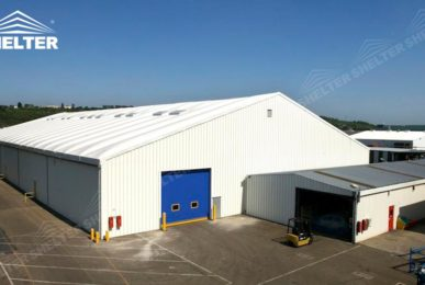 commercial storage - SHELTER temporary warehouse building - large storage tent - military tents-construction buildings for sale2424