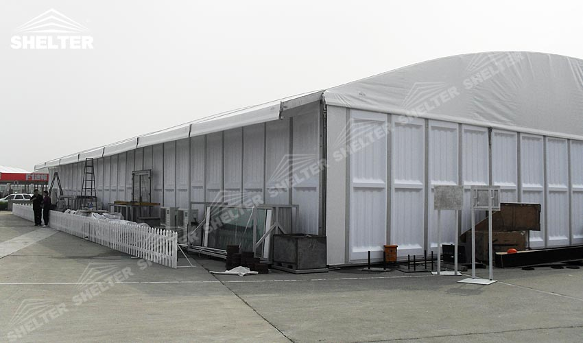 Large Storage Tents With Abs Wall