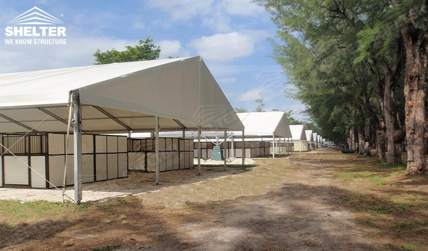 sports tent shelter - horse riding structures - aluminum horse tent - swimming pool cover - & Sports Tent Shelter for Training Court | Agriculture Canopy|Event ...