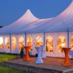 large party tent - mixed party tents - large wedding marquees - gazebo tent - classic a roof marquee - Shleter aluminum party structures for sale (4)