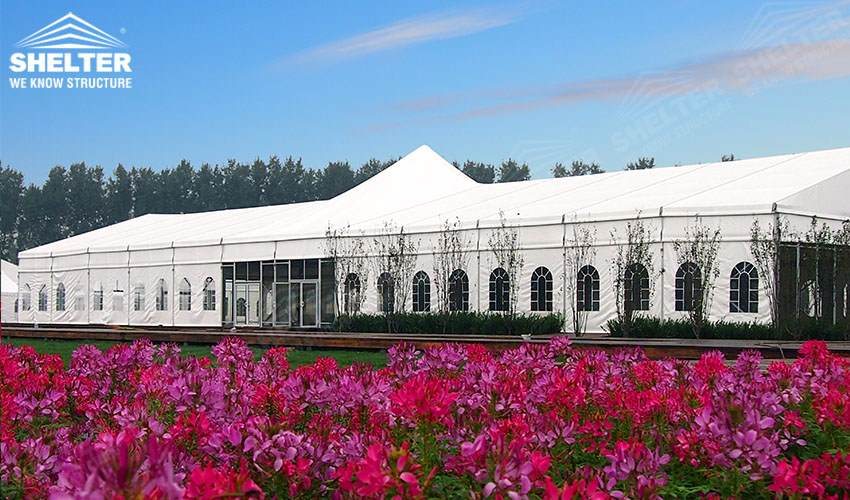 mega tent - mixed party tents - large wedding marquees - gazebo tent - classic a : large wedding tent - memphite.com