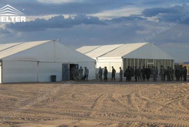 temporary shelter - SHELTER temporary warehouse building - large storage tent - military tents-construction buildings for sale 22