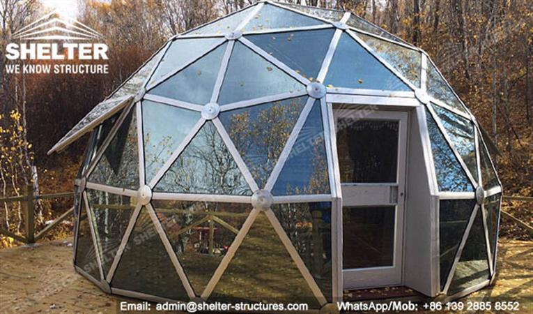 glass dome house - 6m-glass-dome-house-geo-domes-8m-geodesic-dome-shelter-dome-3_