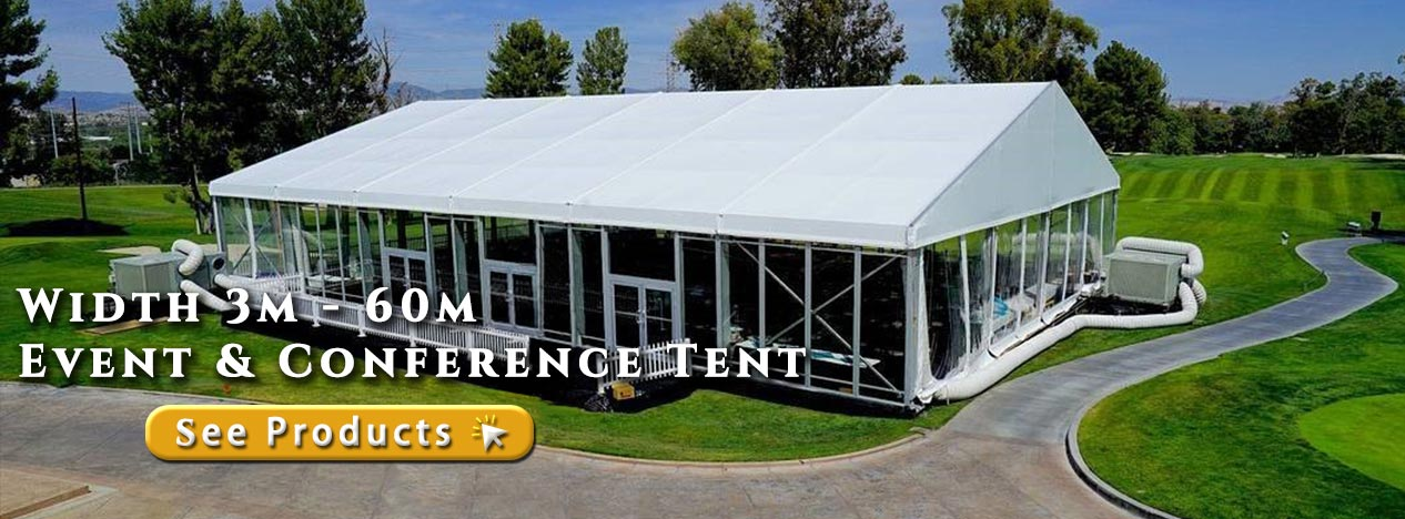 White / Clear Event Tents