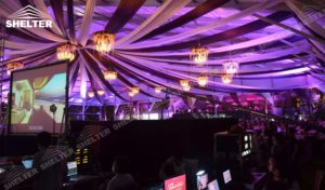 tent wedding - marriage marquees - outdoor wedding tents - party tent - Shelter exhibition marquee for sale (16)