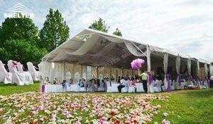 wedding canopy - wedding marquees - outdoor wedding tents - party tent - Shelter exhibition marquee for sale (28)