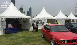 gazebo tent for Carnival - pagoda tents for fiesta - custom design canopy - promotion canopies - bespoke marquee - Shelter event gazebo for sale (9)
