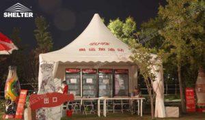 small marquee - pagoda tent - small maruqee - pagada marquee - gazebo tents for sale40420