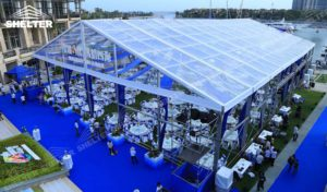 banquet tent - wedding marquees - outdoor wedding tents - party tent - Shelter exhibition marquee for sale (2)