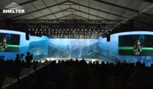 tent canopy - wedding marquees - outdoor wedding tents - party tent - Shelter exhibition marquee for sale (40)