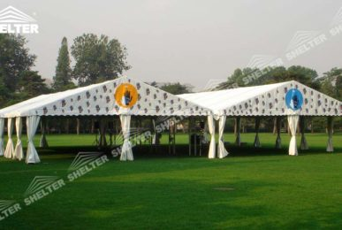 10 x 30 tent- wedding marquees - outdoor wedding tents - party tent - Shelter exhibition marquee for sale (5)