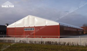 industrial tent - warehouse tent - SHELTER temporary warehouse building - large storage tent - military tents-construction buildings for sale27