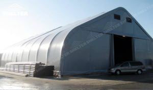 tensil fabric structure - SHELTER temporary warehouse building - large storage tent - military tents-construction buildings for sale51