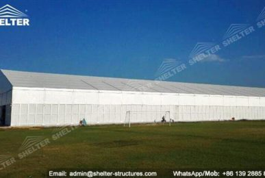 temporary warehouse structures - insulated warehouse structures - warehouse constructor - temporary building for industrial storage - logiticas warehouse - material warehousing (200)