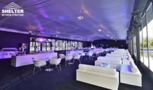 party tent sales - company gaterhing tents - brand promotion event marquee - marquees for annual party- anniversary-birthday- product launch - Shelter aluminum structures for sale (2)
