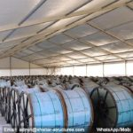 warehouse hall - temporary semi permanent storage building solutions - roofing strucutres - prefab tent warehouse - modular storage for sale (4)